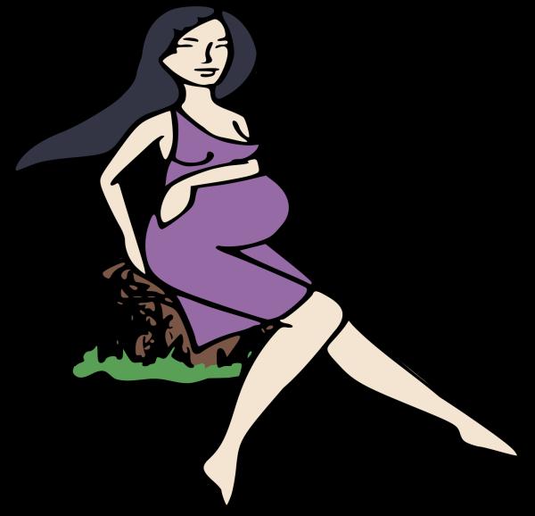 Pregnant PNG Clip art