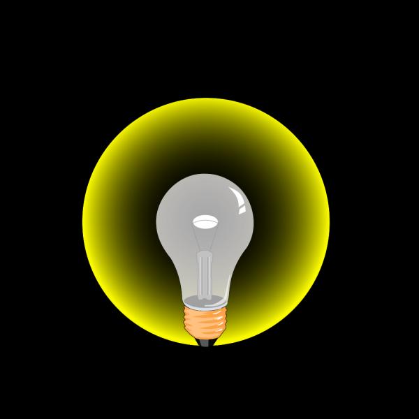Arrow Bulb PNG icons