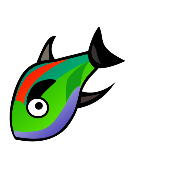 Cuttle Fish PNG clipart
