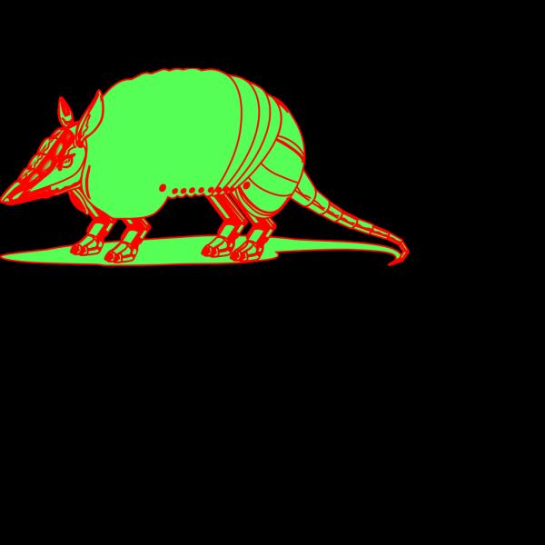 Armadillo  PNG Clip art