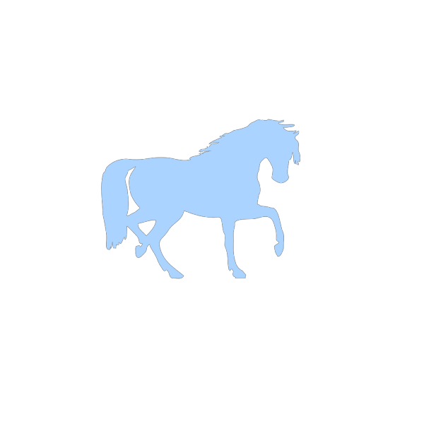 Angry Horse PNG Clip art