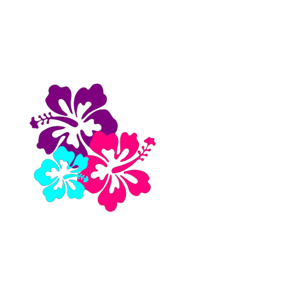 Hibiscus 3 PNG clipart