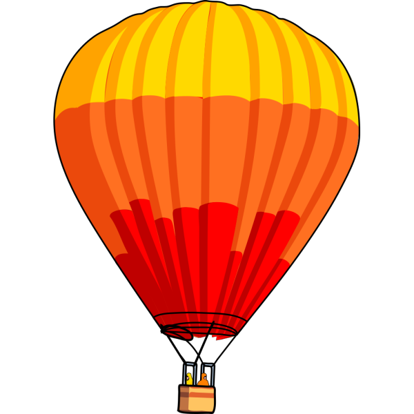 Hot Air Balloon PNG Clip art