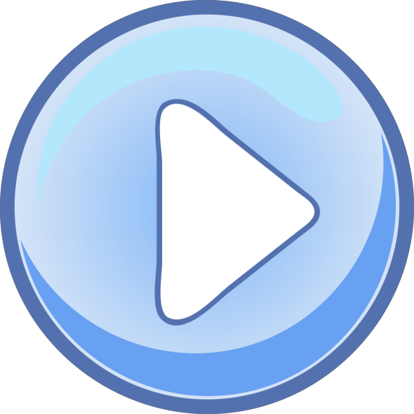 Windows Media Player Play Button PNG Clip art