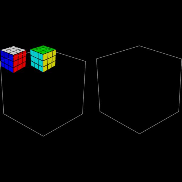 Rubik PNG clipart