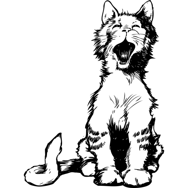 Cat S Meow PNG Clip art