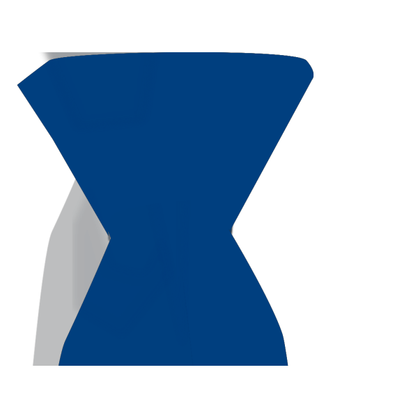 Blue Tie PNG icon