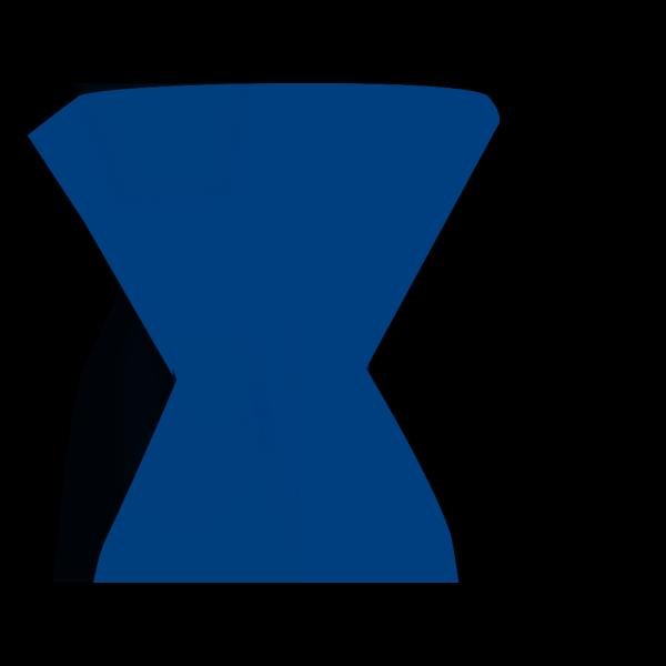 Blue Tie PNG clipart