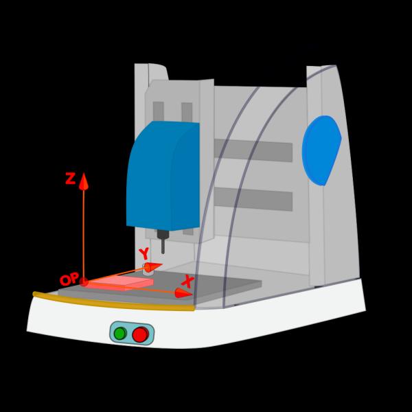Robot Bug PNG Clip art