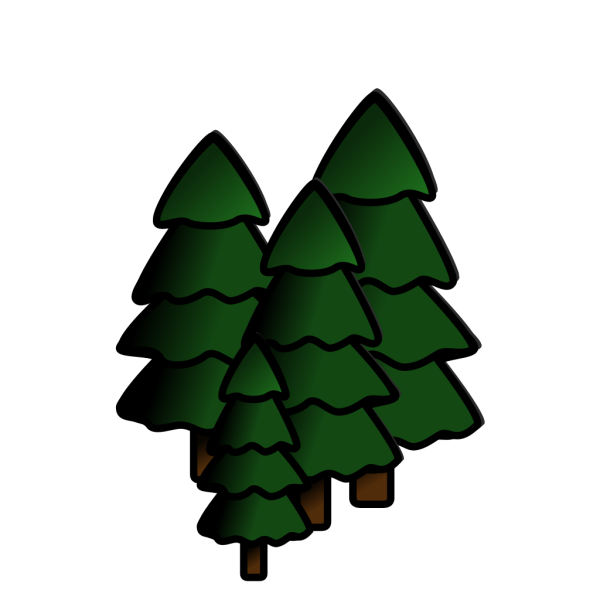 Trees PNG icons