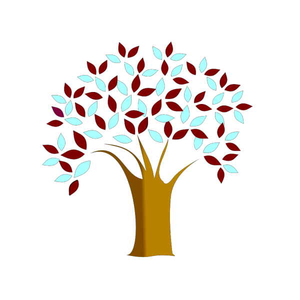 Dog And Tree PNG Clip art