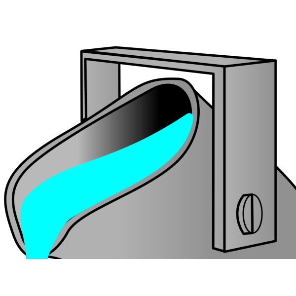 Rounded Light Blue Upload A Video Square PNG Clip art