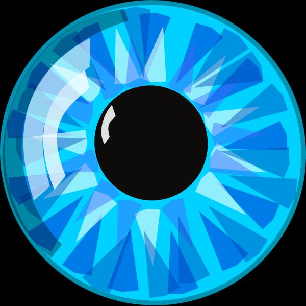 Blue Teal Napkin PNG Clip art