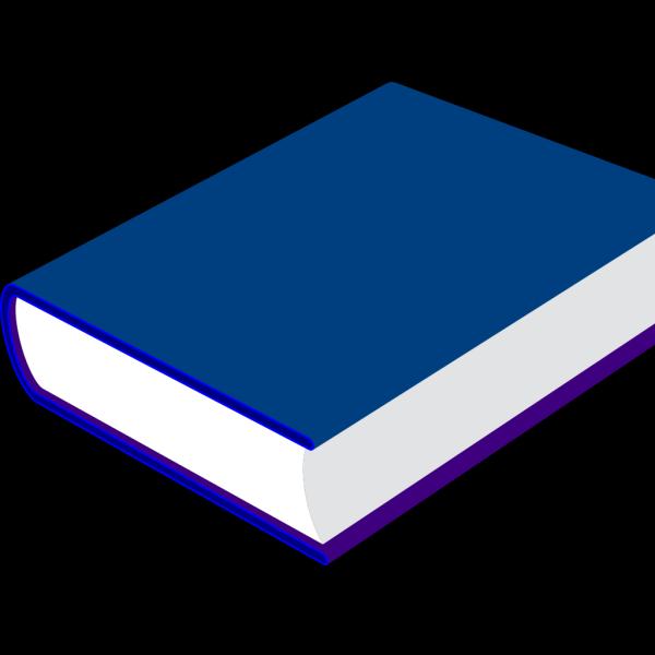 Blue Book  PNG Clip art