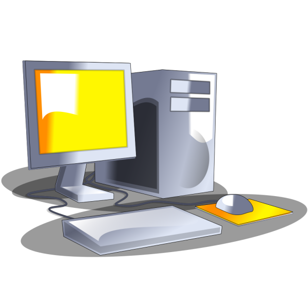 Adam Computer PNG Clip art