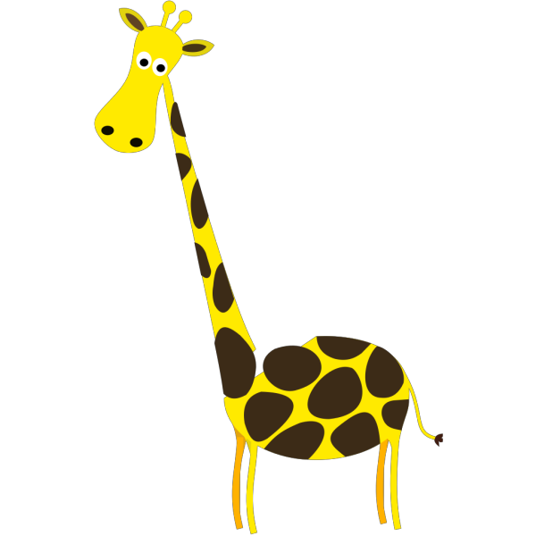 Baby Giraffe  PNG icons