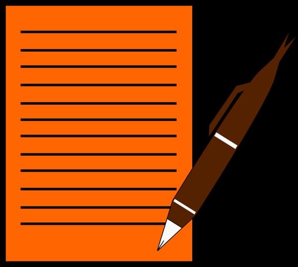 Wryterz Pen PNG clipart