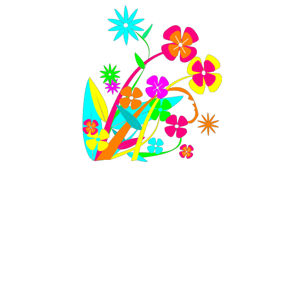 Woman With Dove Wearing Flowers PNG Clip art