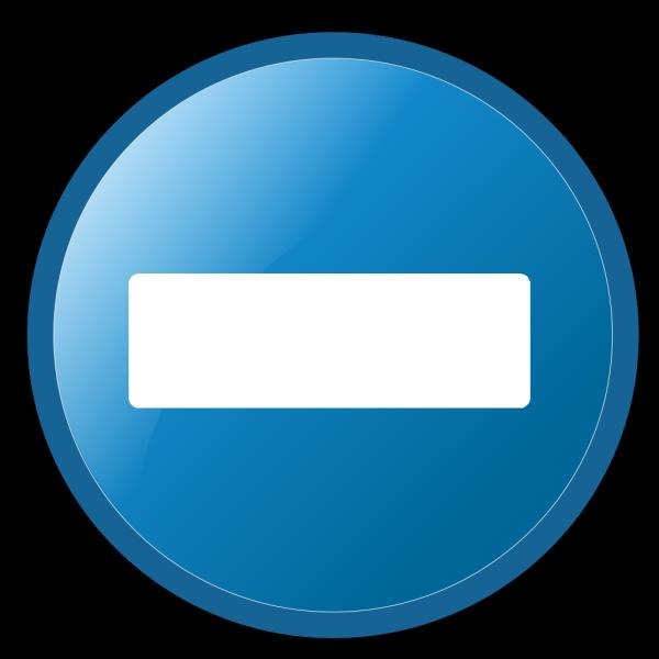 Minus Button 2 PNG Clip art