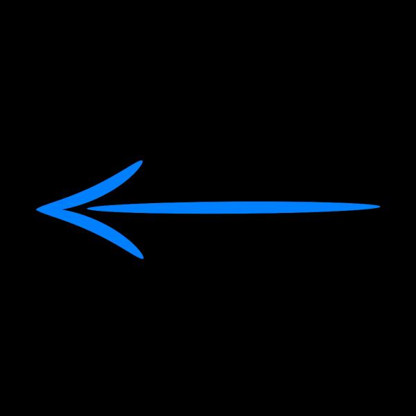 Blue Arrow Up PNG Clip art
