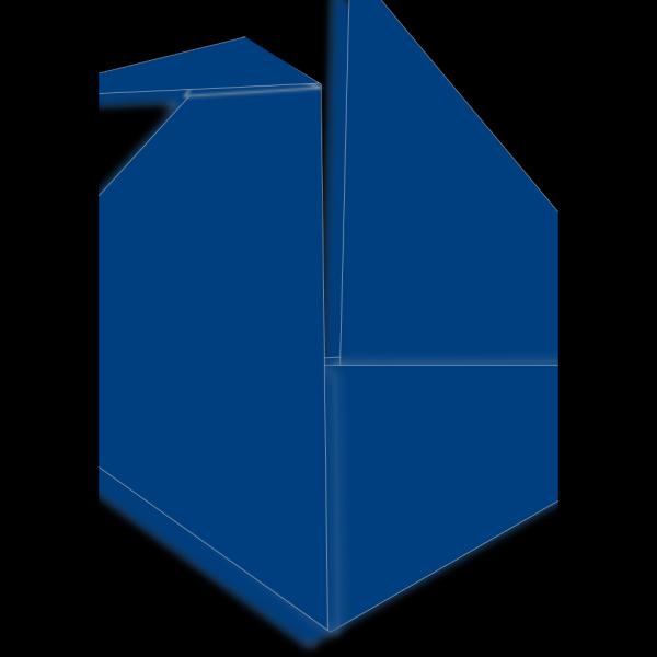 Paper Crane 3 PNG Clip art
