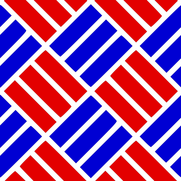 Random Blue And Red PNG icon
