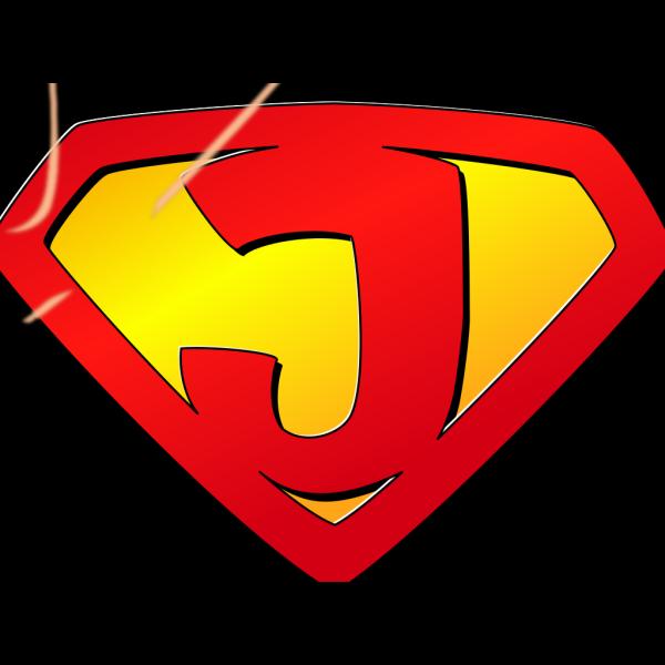 Jesus Superhero Reverse PNG images