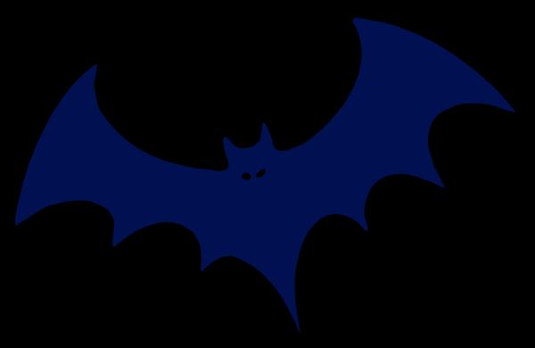 Blue Bat PNG icons