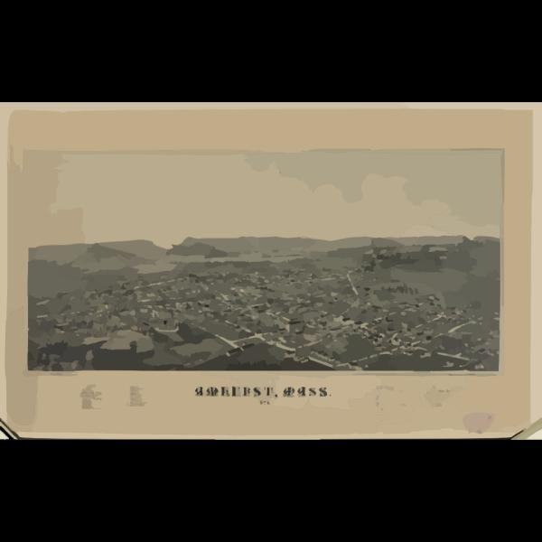 Amherst, Mass. 1886 PNG Clip art