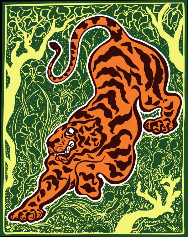 Tiger PNG Clip art