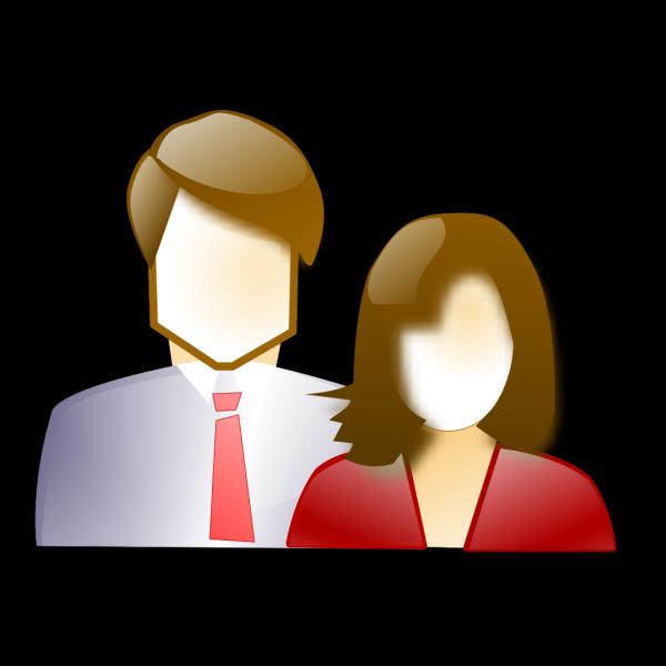 Couple 5 PNG Clip art