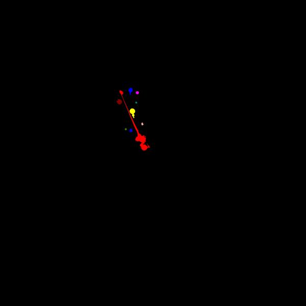 Paintcanblue PNG Clip art