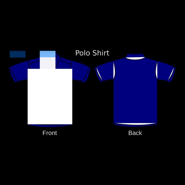 Hills Spirit Polo Shirt 1 PNG Clip art