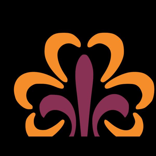 Fleur De Lis PNG clipart