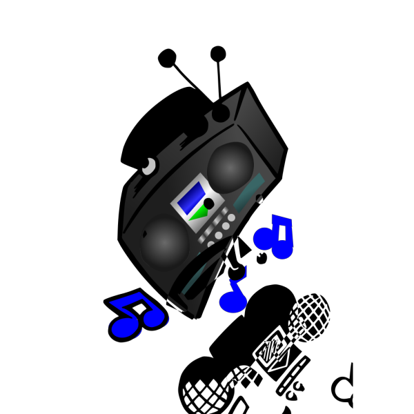 Boombox 3 PNG images