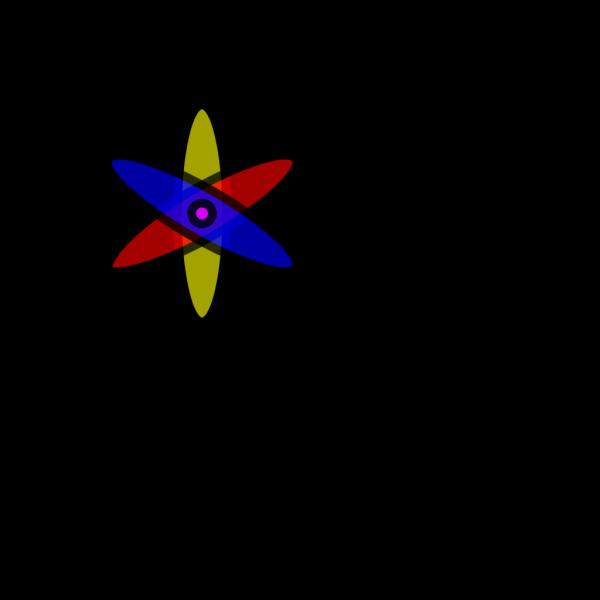 Atom  PNG Clip art