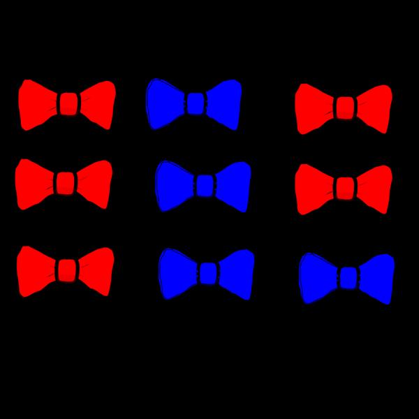 Royal Bows PNG Clip art