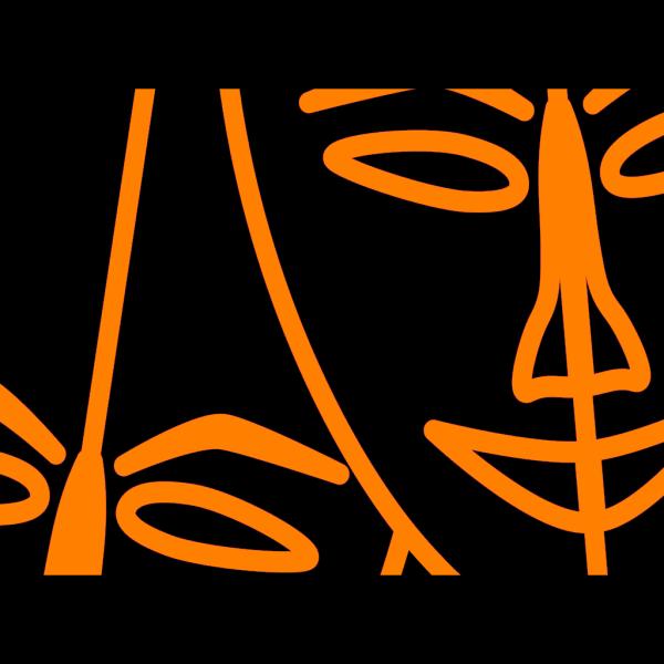Theatre Masks PNG clipart