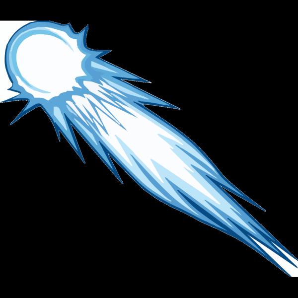 Comet PNG clipart