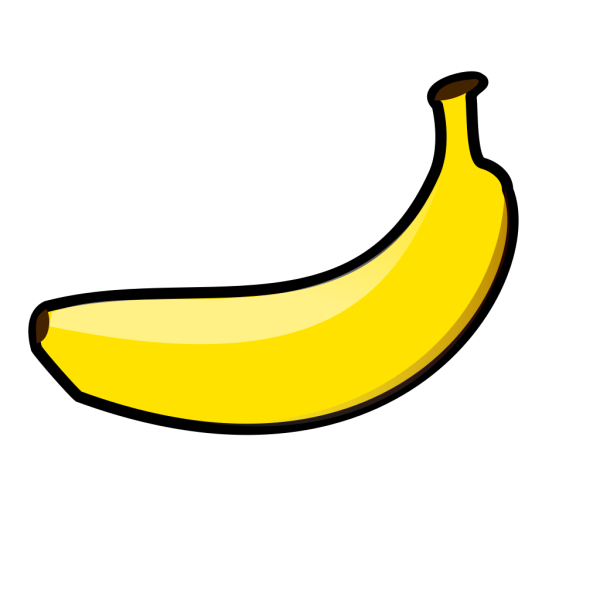 Banana PNG icons