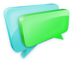 Chat Bubbles PNG icon