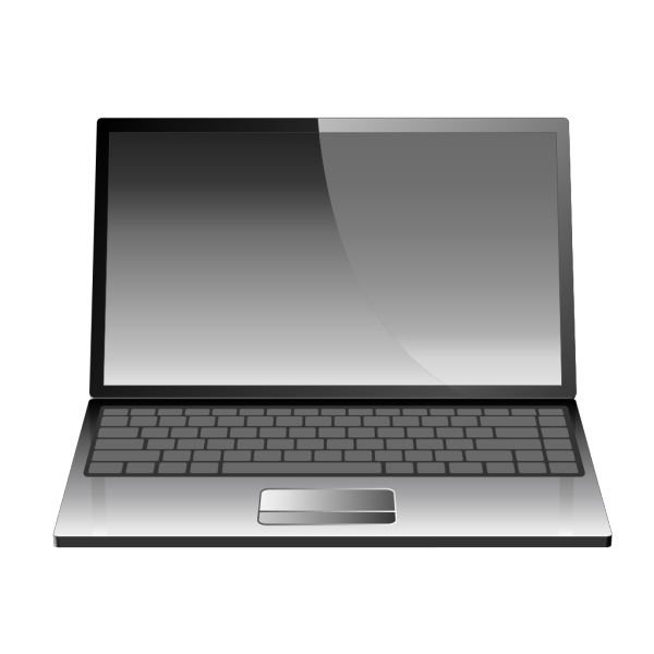 Computer Laptop Or Notebook PNG image