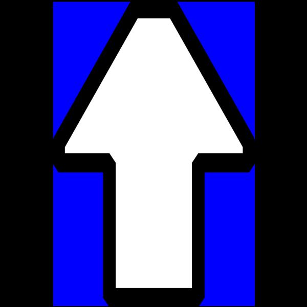 Arrows Up(blue) PNG Clip art