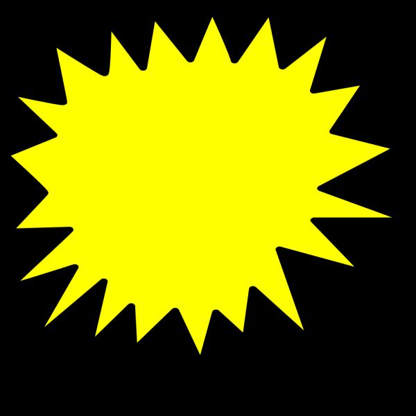 Blue & Yellow Starfish PNG Clip art
