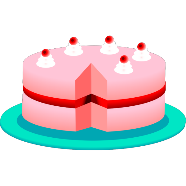 Birthday Cake 2 PNG images