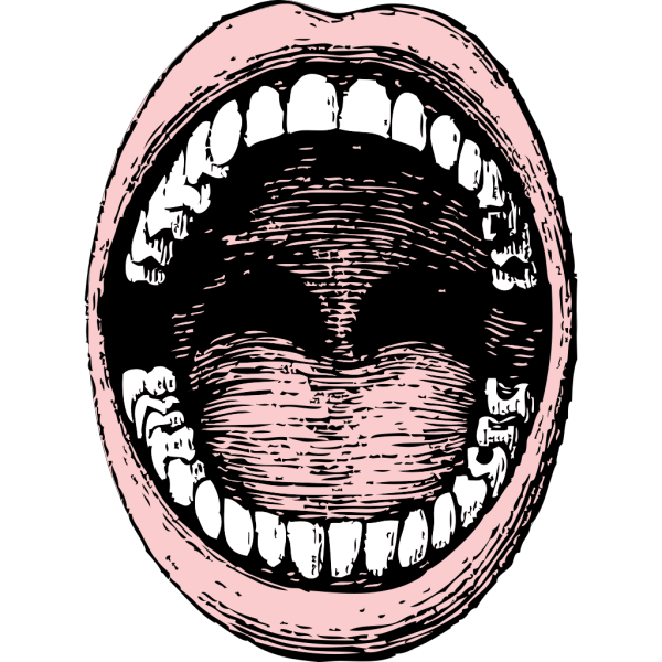 Open Mouth PNG images