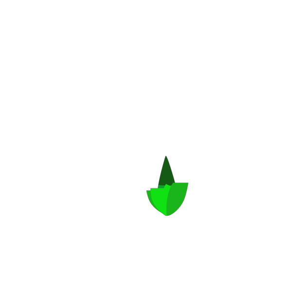 Art Green L Blue PNG Clip art