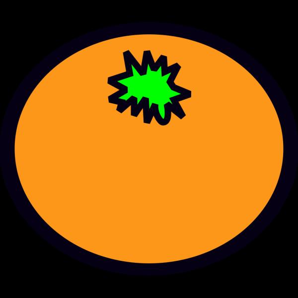 Orange Blue Person PNG Clip art