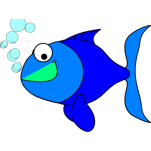 Goldfish Ebf 01 PNG Clip art