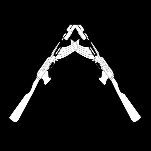 Tea And Guns PNG Clip art